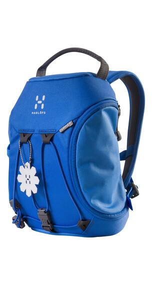Haglöfs Corker XS Daypack Kids 5 L Storm Blue/Gale Blue